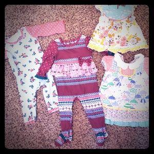 MATILDA JANE LOT, Size 6-12 months